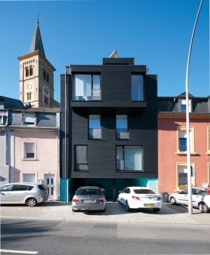Vote fir de prix du public for Architecte luxembourg
