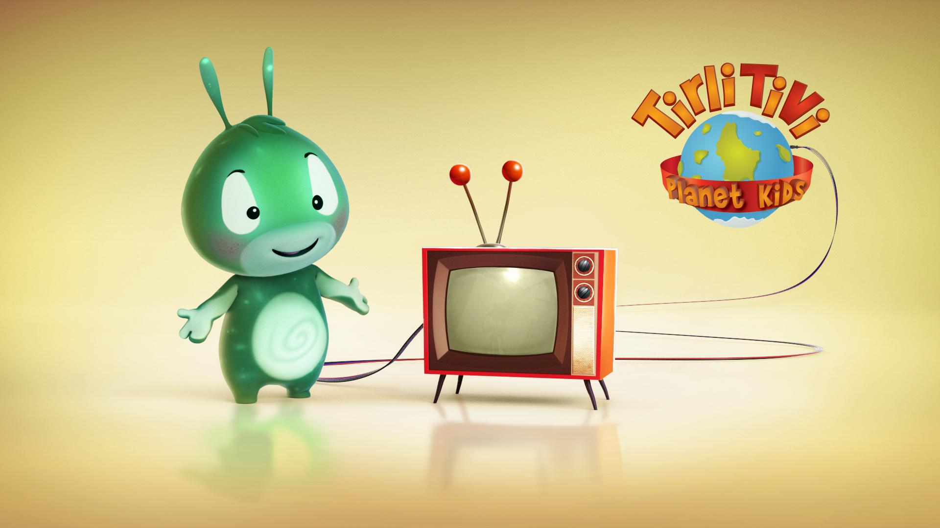TIRLITIVI - Planet Kids
